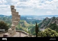 Stairway of Understanding monument in Benedictine abbey ...