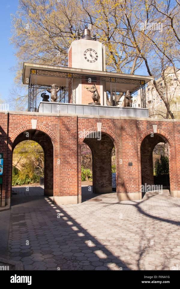 New York City Central Park Zoo