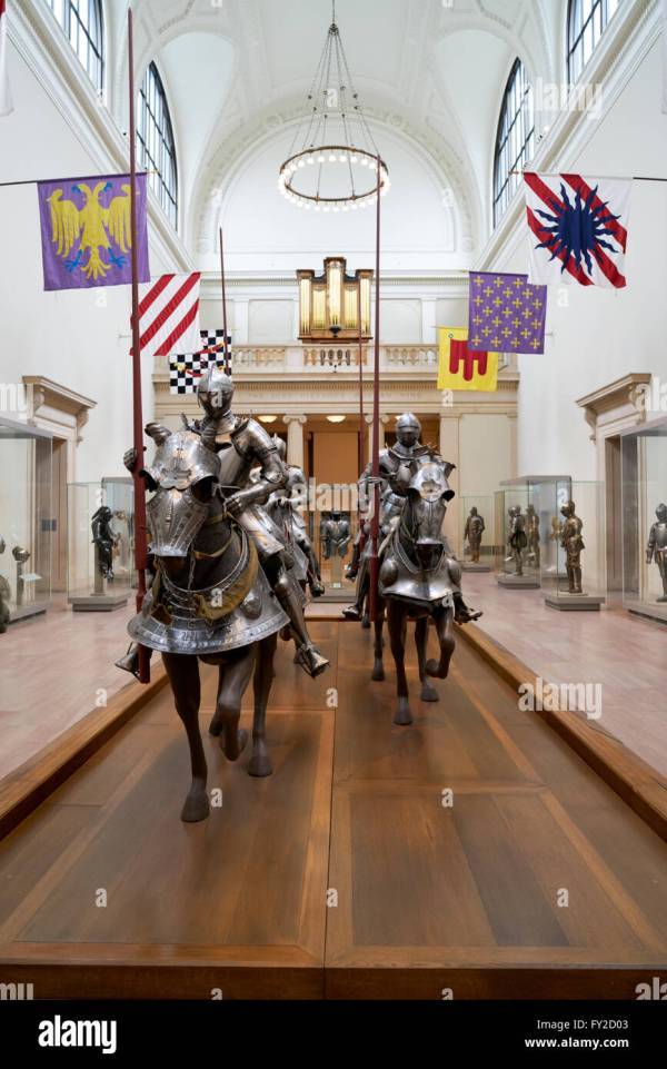 Metropolitan Museum of Art Armour