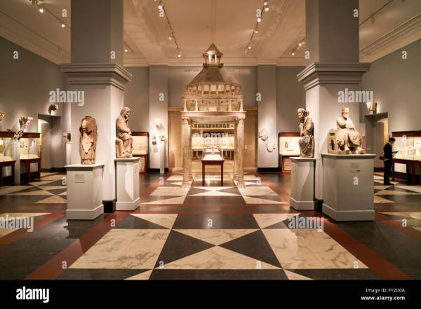 Italian Renaissance Wing. Metropolitan Museum Of Art