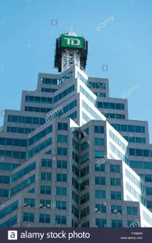 Td Canada Trust Tower Brookfield Place