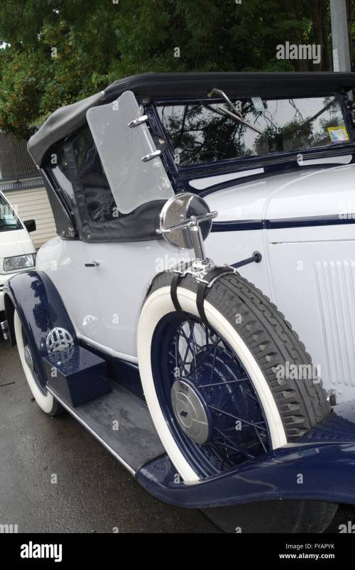 small resolution of spare wheel on a 1930 chevrolet universal vintage car seen in arrowtown south island