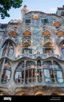 Art Nouveau Barcelona Spain