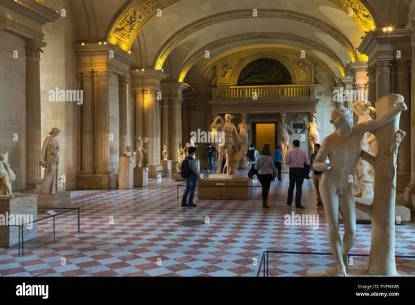 Sculptures Of Greek Stock &