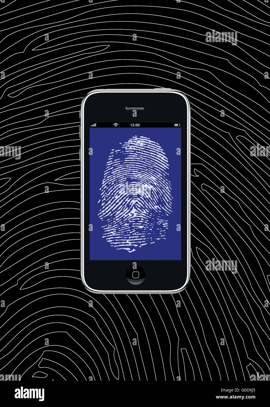 Mobile Security Scan Iphone
