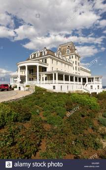 Ocean House Hotel Watch Hill Rhode Island Usa Stock