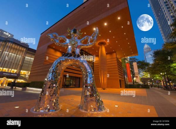 Bechtler Museum Of Modern Art Stock &