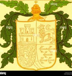 coat of arms of christopher columbus  [ 1300 x 1271 Pixel ]