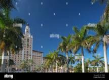 Florida Fl Miami Coral Gables Stock &
