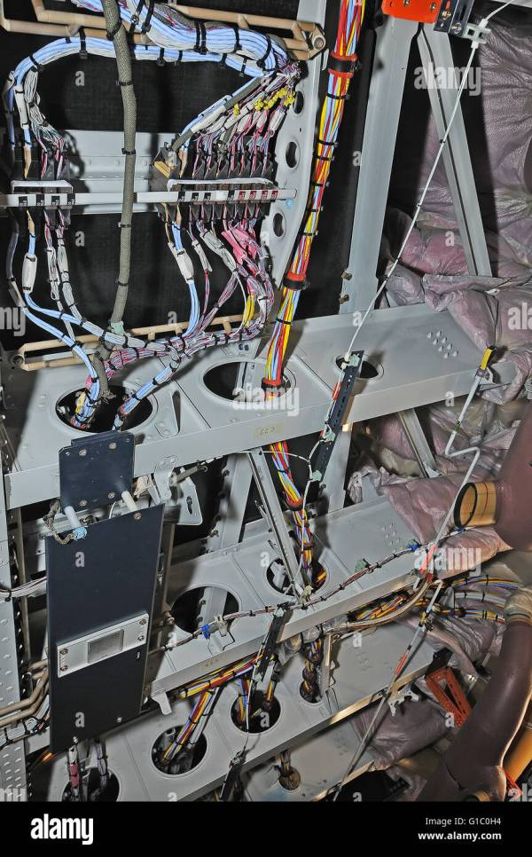 Boeing Aircraft Wiring Harness - Year of Clean Water on