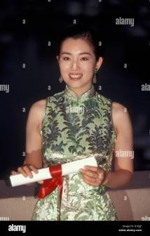 Gong Li Stock & - Alamy
