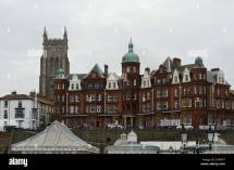 England Norfolk Cromer Hotel Stock &