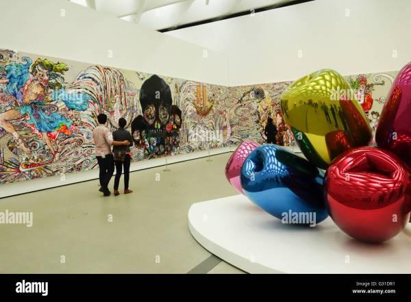 Broad Contemporary Art Museum Los Angeles
