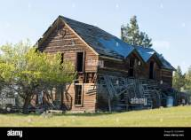 Oregon Ghost Town Stock &