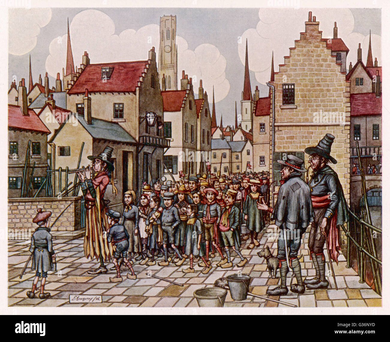 Image result for Pied Piper of Hamelin + photos + free