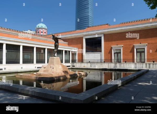 Bilbao Fine Arts Museum Stock &