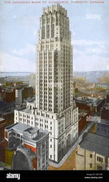 Bank of Commerce Toronto
