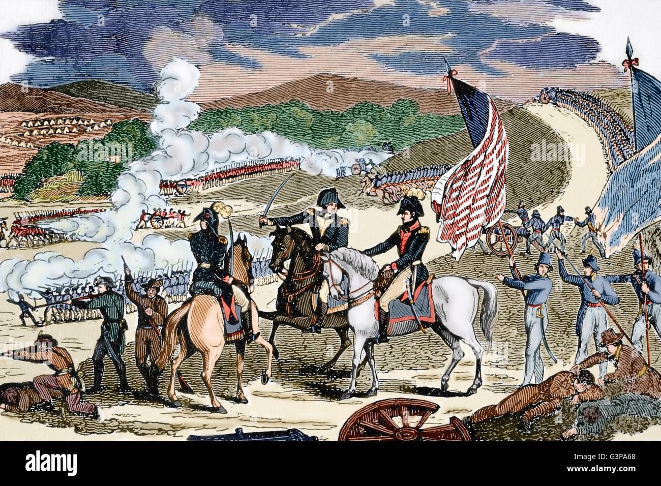 American Revolutionary War Battles Of