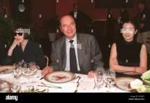 Cannes-chirac-adjani-gong Li Stock 105933722 - Alamy