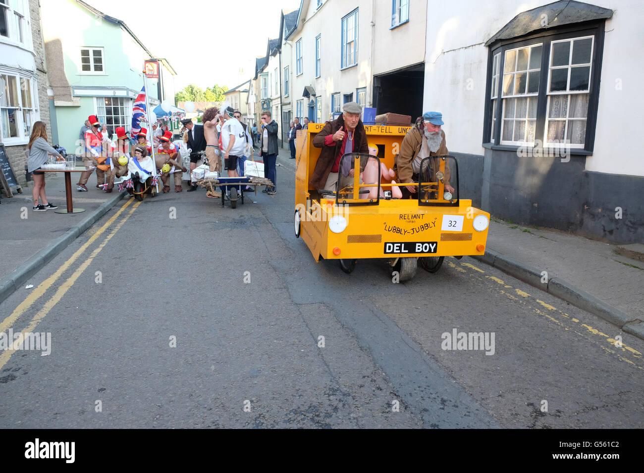kington herefordshire the annual
