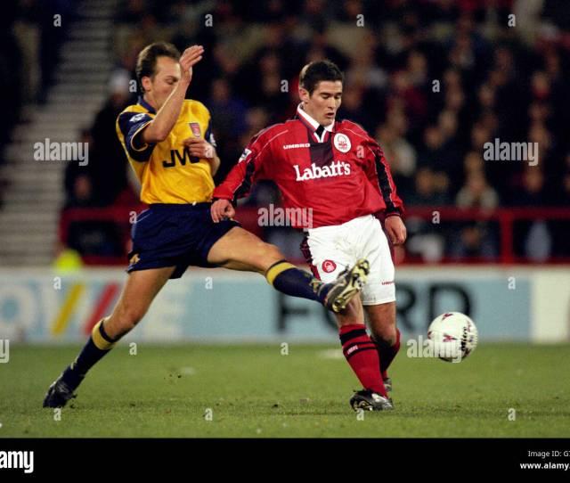 Soccer Fa Carling Premiership Nottingham Forest V Arsenal