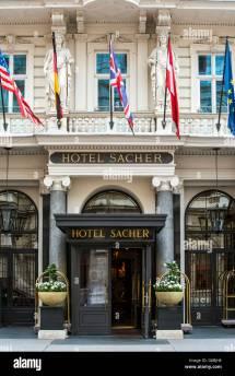 Vienna Hotel Sacher Stock &