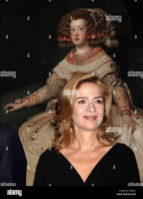 Infanta Maria Teresa Stock & - Alamy