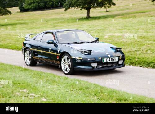 small resolution of toyota mr2 at leighton hall classic car rally carnforth lancashire uk 3rd