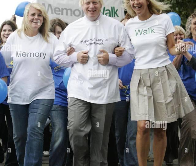 Alzheimers Charity Walk
