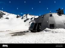 Man- Igloo Shelter In Verbier Switzerland Summer