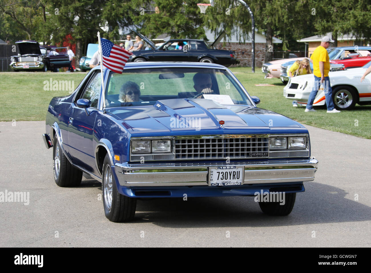 hight resolution of auto 1985 chevrolet el camino 350 beavercreek popcorn festival beavercreek dayton ohio usa 730yru