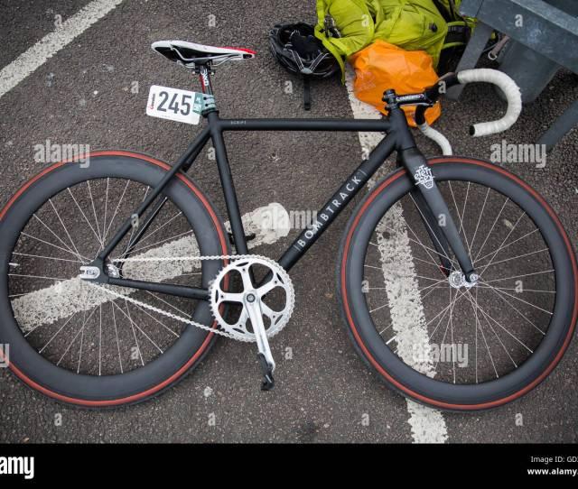 Fixie Bike Single Speed Fixed Gear Bikes Track Bicycles Bombtrack
