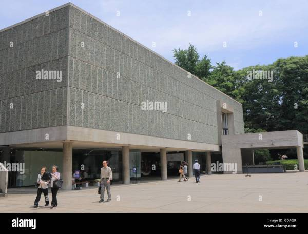 Tokyo National Museum Of Western Art Stock &