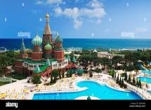 Kremlin Palace Hotel in Antalya Turkey