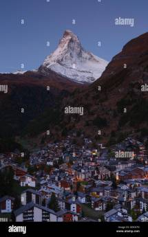 Zermatt Village Stock &