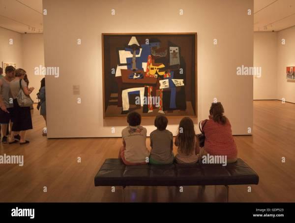 Pablo Picasso Three Musicians