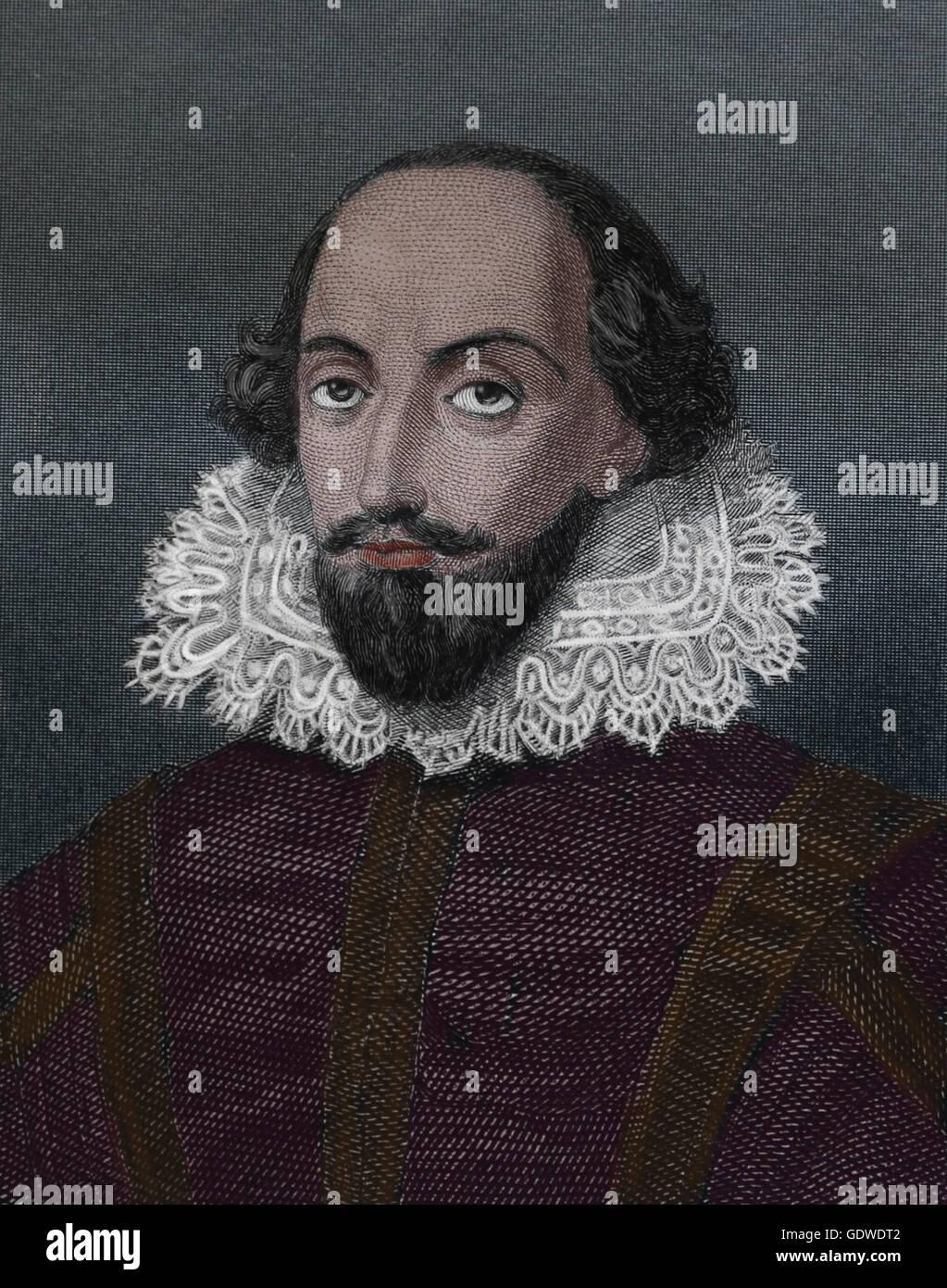 William Shakespeare English Writer