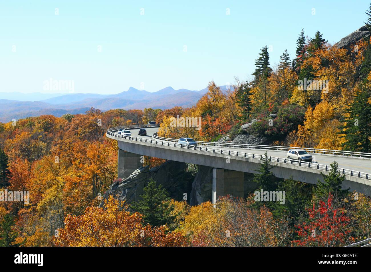 Geography Travel Usa North Carolina Blue Ridge