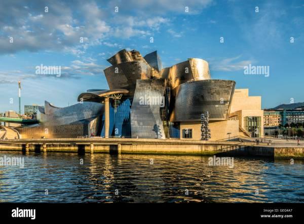 Guggenheim Museum Bilbao Of Modern And