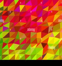 autumn abstract vector low poly abstract background in autumn vivid colors stock vector [ 1300 x 956 Pixel ]