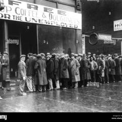 Soup Kitchens In Chicago Step 2 Play Kitchen Depression Stock Photos And
