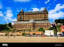 Cliff Hotel Stock & - Alamy