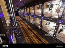 Anshin Oyado Luxury Capsule Hotel Located 3-minutes