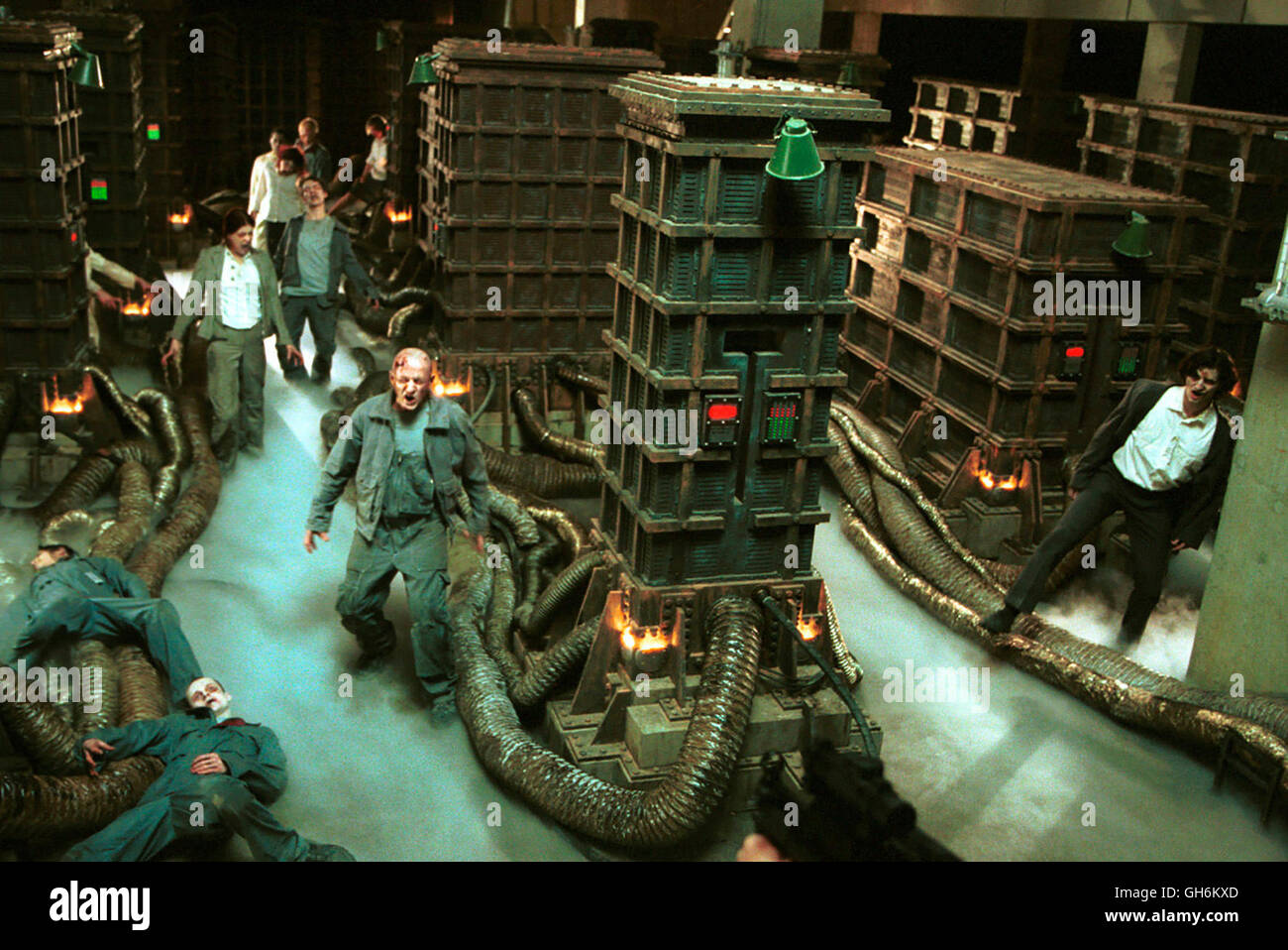 Resident Evil / Resident Evil / Paul W.S. Anderson Etwas Böses