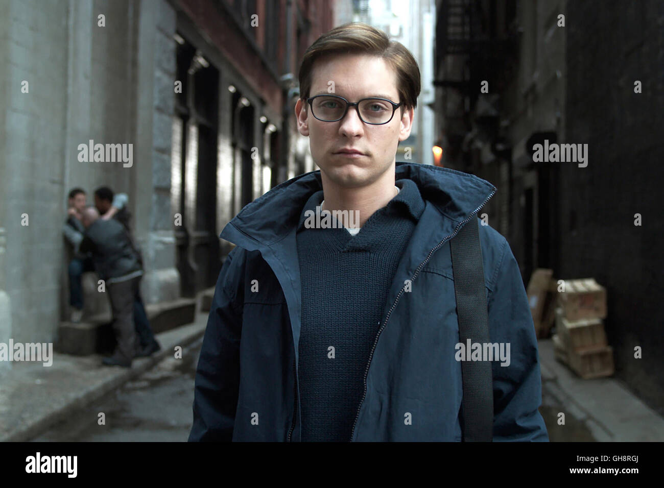 peter parker tobey stock