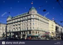 Wien Hotel Bristol Stock 113964980 - Alamy