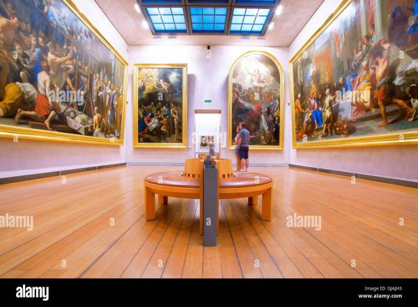 Fine Arts Museum Stock &