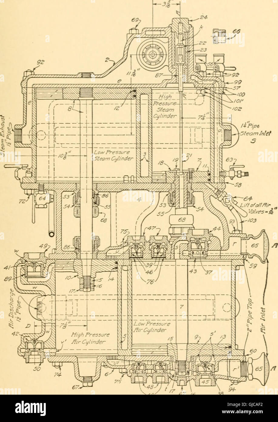 hight resolution of air brakes an up to date treatise on the westinghouse air brake as designed for passenger and freight service and for electric cars 1918
