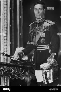King George Vi 1946 Stock &