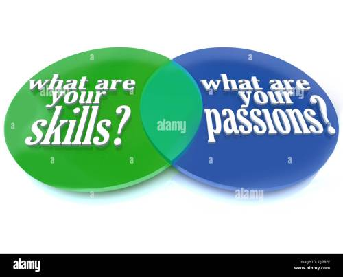 small resolution of what are your skills and passions venn diagram
